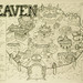 map of heaven by Charlie Gower