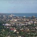 Honolulu from Punchbowl c1959