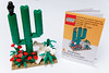 Exclusive LEGO Cactus Set by photoKuo