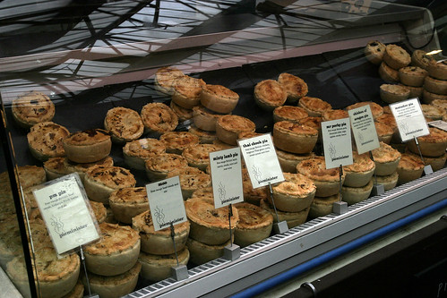 Borough Market Meat Pies