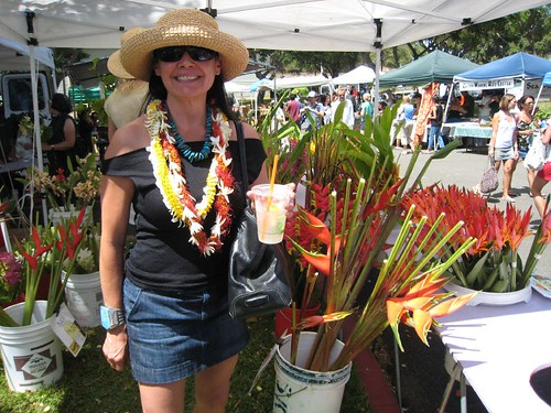 kauai, Honolulu Farmer's Market IMG_5502