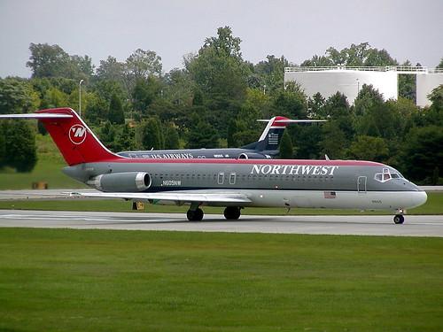1968 Northwest DC9-32