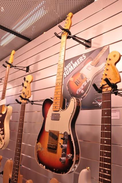 Photo:Fender telecaster