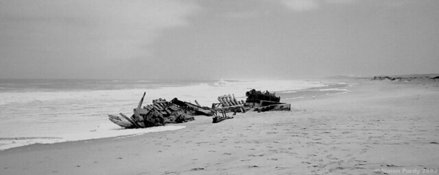 Shipwrecked! Skeleton Coast, Namibia