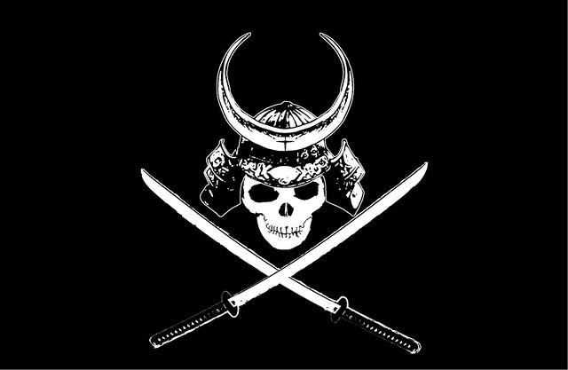 samurai pirate flag flickr photo sharing