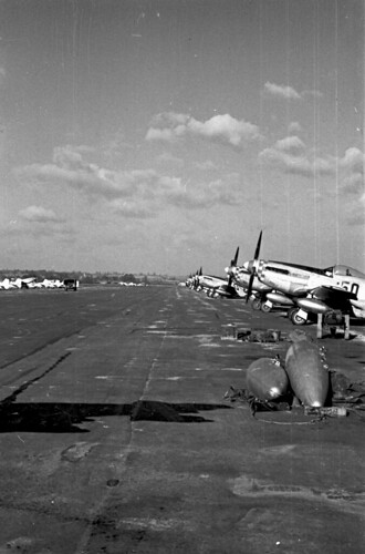 P51s parked 34 06
