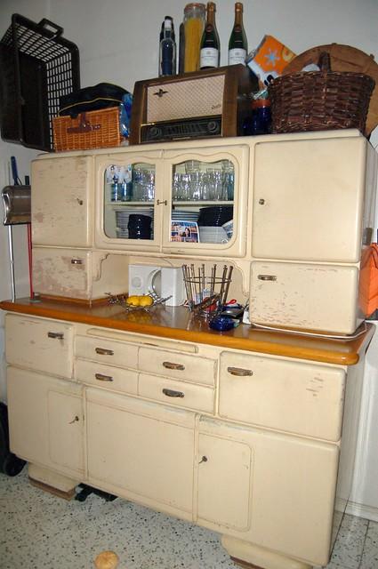 President S Kitchen Cabinet Definition