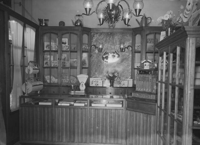 Interieur winkel banketbakkerij frans pijnenburg in vught for Interieur winkels