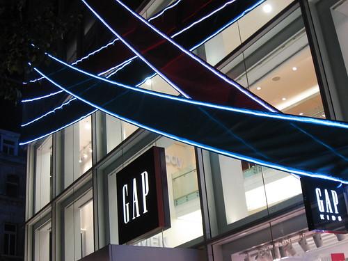 Gap Bond Street