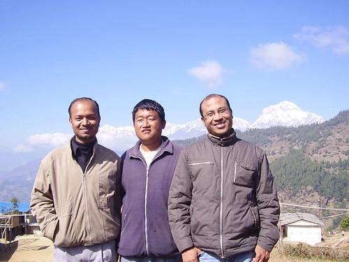 The Nangi Team
