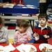 kids having pizza at noa's birthday party    MG 3209