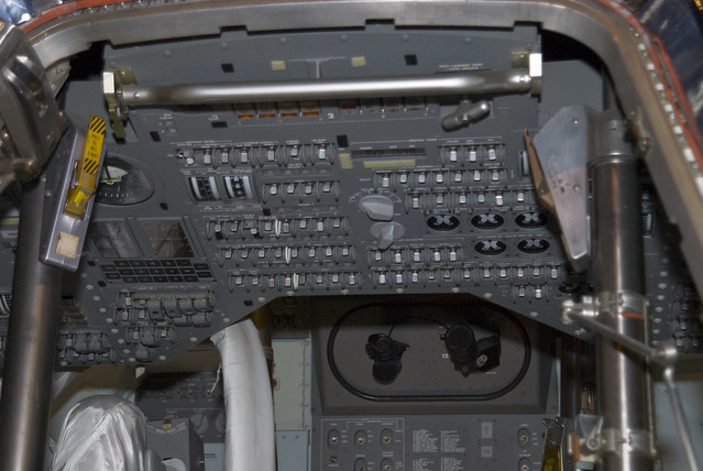 apollo capsule control panel - photo #43