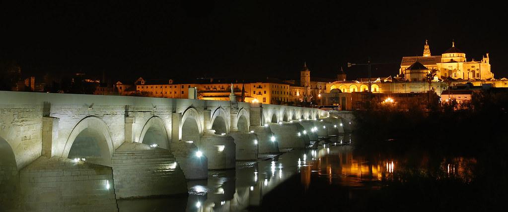 Puente romano y Mezquita/Catedral