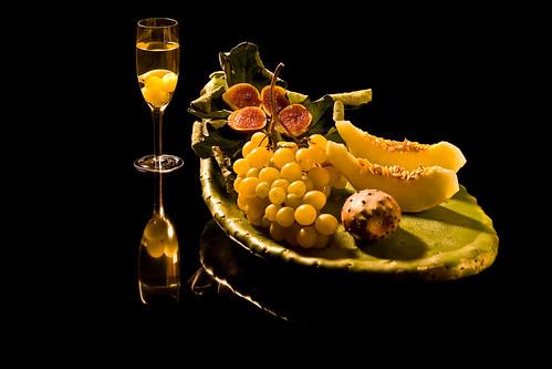 life stilllife india still flute uva frutta sicilia vino bicchiere fico melone alcamo calice flickrcanon flickrsicilia dcimage