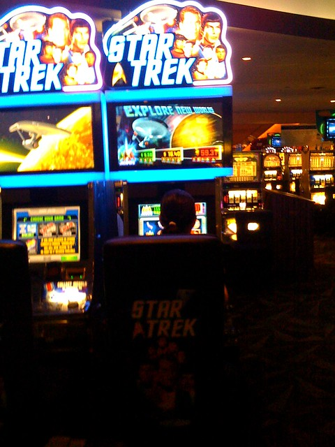 star trek slot machine las vegas