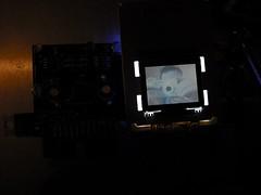 Robot2 Camera+LCD: Working at last!