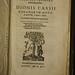 Dionis Cassii Romanarum Historiarum Libri XXV - 1591
