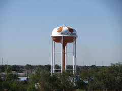 water tower, tower,