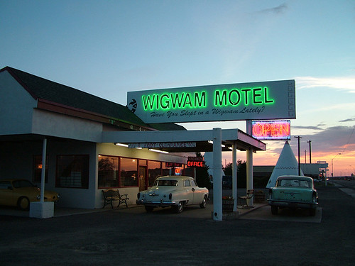 The Wigwam Motel-Holbrook, AZ