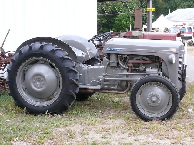 1948 Ford Ferguson Tractor : Ferguson to flickr photo sharing