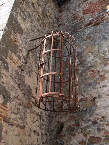Impiccagione in gabbia