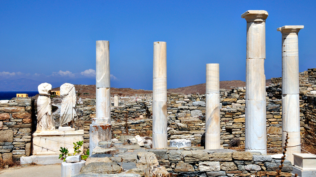 Mykonos - Delos 1005