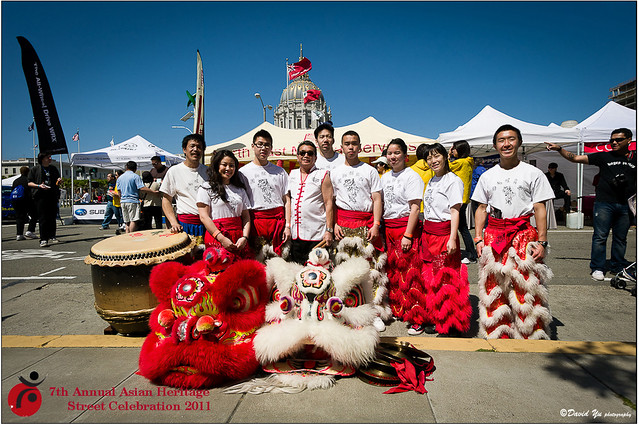 7th Annual Asian Heritage Street Celebration 2011