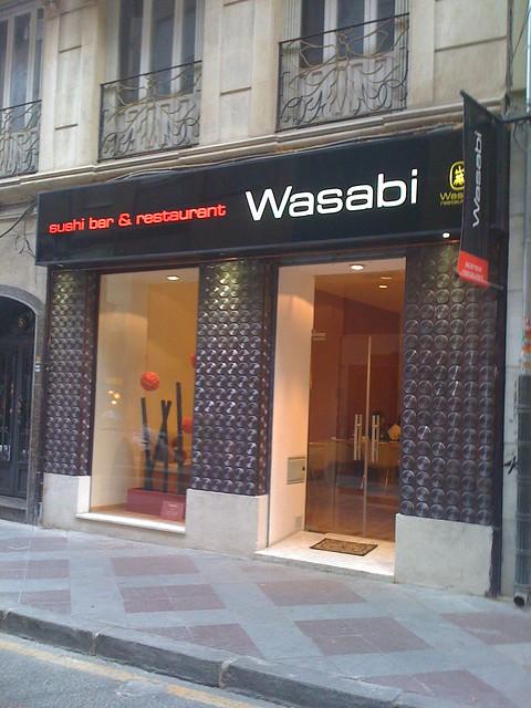 wasabi alicante restaurante japon s y sushi bar ver m s