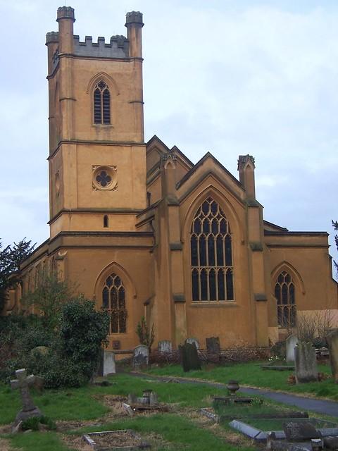 Mitcham Parish Church St Peter And St Paul Flickr