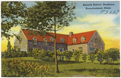 Kenneth Roberts' Residence, Kennebunkport, Maine