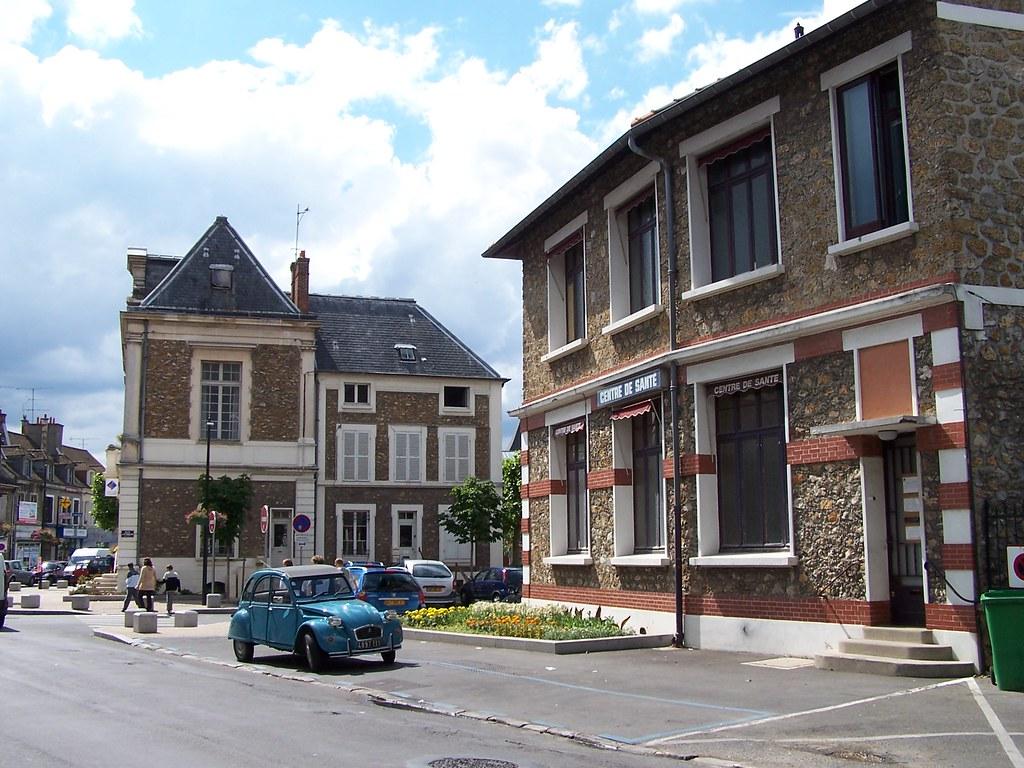 La Villa Draveil 206 Le De France Tripcarta