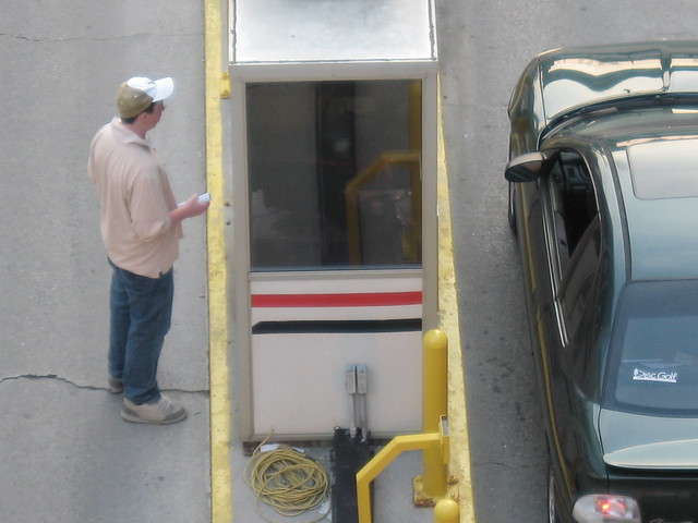 Toll Booth Willie Car Parts