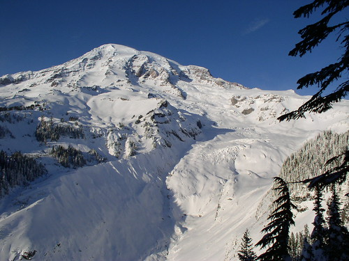 (10) The Nisqually Glacier