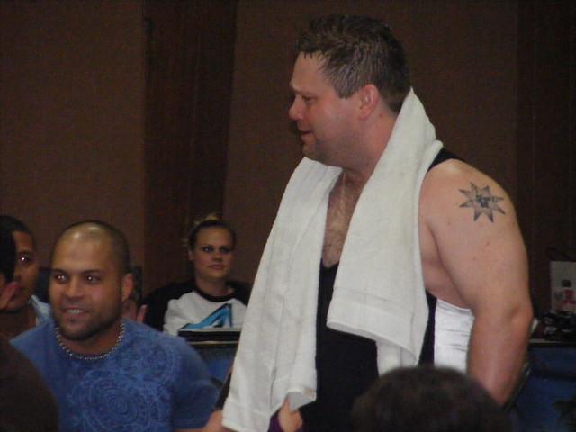 Header of Aaron Morrison