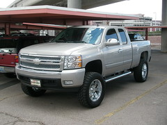 Chevy Silverado Lift