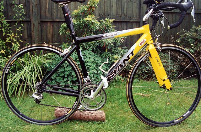 Giant OCR 1 Bicycle http://www.flickr.com/photos/placid_casual/2706021029/
