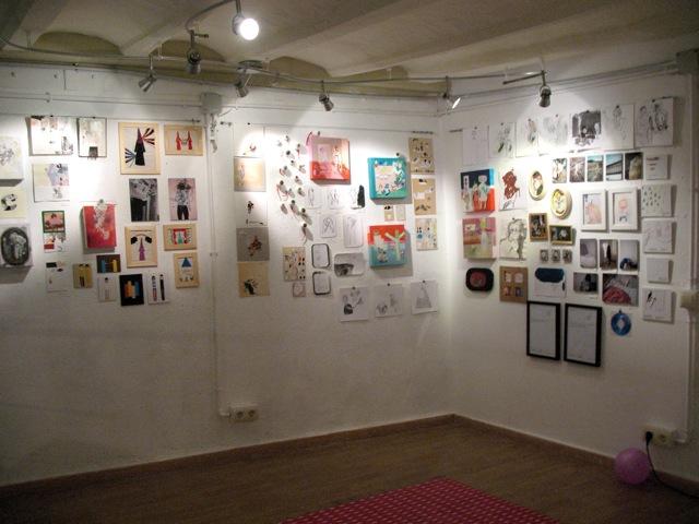 Cheap art party at duduá