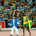 Beijing Olympics: 100 Meters Men's Final