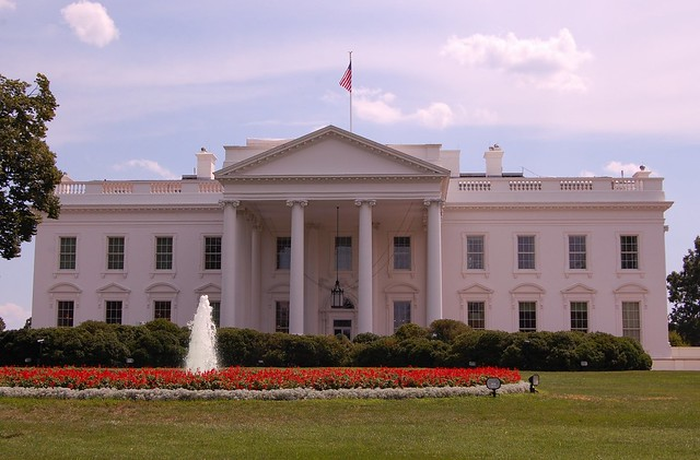 The White House by CC user bigberto on Flickr