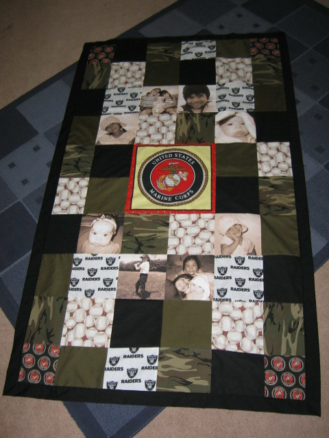 Military Quilts A Gallery On Flickr