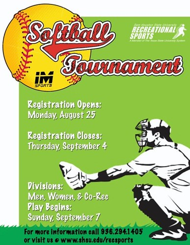 Softball tournament poster explore cndesigns39 photos on f flickr photo sharing for Softball poster ideas