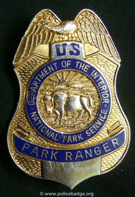 badge us park ranger flickr photo sharing