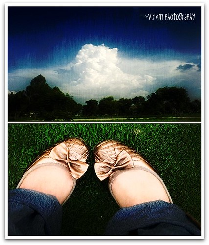 `Day 99 | Heaven is under our feet as well as over our heads.