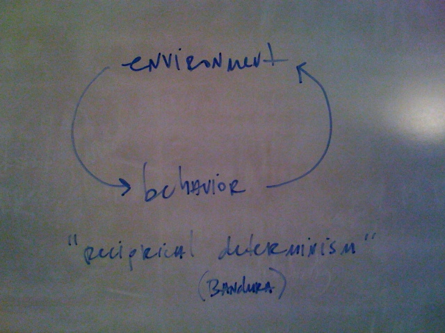 Header of determinism