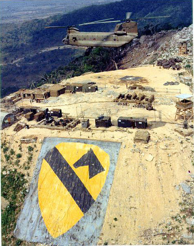 Camp Radcliff An Khe Vietnam http://www.flickr.com/photos/smuckatelli/2901105221/