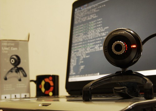 Creative Live! Cam running in Linux