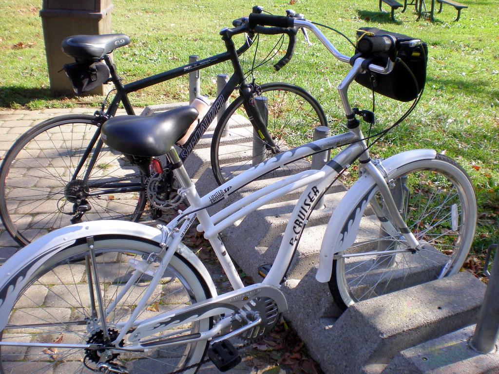 Day 18/365 - My Badass Beach Cruisin' Bike