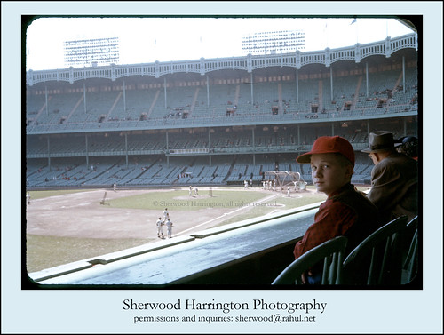 Yankee Stadium, September '59 (2 of 4)