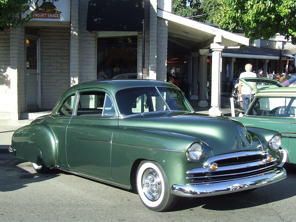 1950 Chevrolet 2 Door Coupe | 1949-54 Chevy's | Pinterest ...