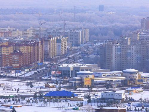 фото города уфа.